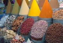 Marrakesh | 100 Cities  / A visual feast of the sites, homes, people, and rich culture of Marrakesh (or Marrakech), Morocco / by Knok
