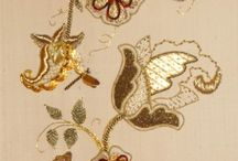 Goldwork / by DMCThreads