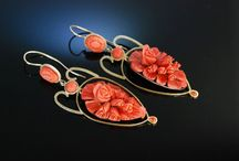 Coral Jewellery / Schmuck aus echter Koralle