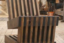 кресла, стулья, табуретки