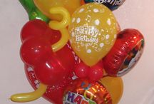 Balloon Bouquet Delivery TX / We create the most unique amazing WOW balloon bouquets for delivery in Dallas, TX. Our budget bouquets are $37 to $45.  Our regular small to large arrangements from $76 to $103 plus tax and delivery. / by Balloons and More Gifts
