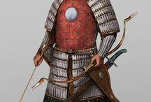 Mongolian warfare