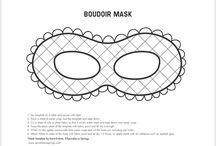 маска корона