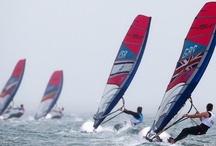women's windsurfing