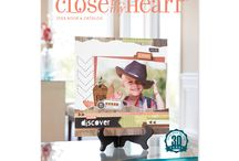 Close To My Heart / Close To My Heart sell a beautiful, versatile range of craft, scrapbooking and card making products.  To see the full range please visit my web site ------> http://scrapwithmaddy.ctmh.com.au/Default.aspx