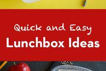 Lunch ideas / by Kristie Raducka