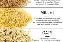 Grains instructions