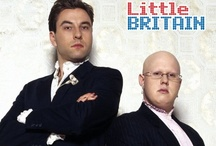 Little Britain / English Comedy
