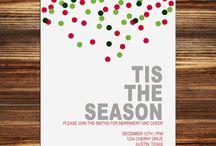 Holiday Card Inspiration / by Jennifer Nichols