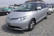 Toyota Estima 2007 Silver - Buy the Estima cheaply / Refer:Ninki26375 Make:Toyota Model:Estima Year:2007 Displacement:3500 CC Steering:RHD Transmission:AT Color:Silver FOB Price:9,200 USD Fuel:Gasoline Seats:7 Exterior Color:Silver Interior Color:Gray Mileage:117,000 KM Chasis NO:GSR50-0005086 Drive type  Car type:Wagons and Coaches