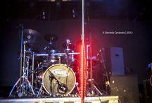 My photos: OONAR (live & backstage) / #oonar #band #electrorock  #DanielaCeravoloPhoto
