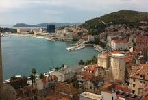 Going to Split, Croatia