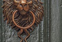 Signs, knockers & knobs