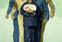 Norman Rockwell / by Vicki Childs