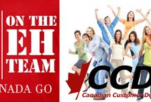 At CCDR We Are for TEAM CANADA 2016 / At CCDR We Are for TEAM CANADA 2016