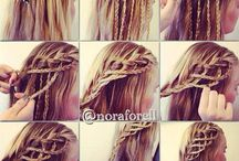 Hair tutorials :)