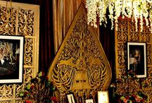 Indonesia theme decor