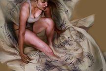 Art by Steve De La Mare