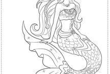 Barbie mermaid tale 1&2