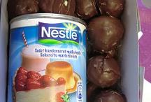 Opskrifter: chokolade