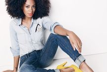D O' D (I LOVE THIS TREND!!!) / Denim on denim outfits. My favourite trend.