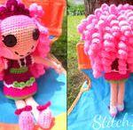 Dolls♡Cute♡Stuff / by Cheri Lowery