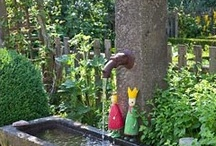 Stone Troughs & Fountains