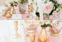 Elegant Pink Decor