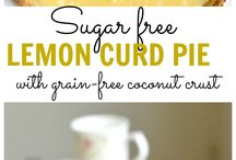 Sugar Free ~ Soul Food / Delicious sweet treats without the sugar!