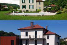 Projets transformation / Extension - transformation - renovation