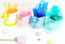 Chá de bebê / #artesanatos #cha #bebê #nascimento