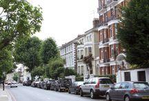 Leafy Chelsea Neighbourhoods / Pics from the fabulously wealthy riverside neighbourhood in the heart of London.