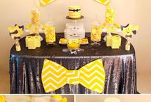 Heathers baby shower / by Ashley