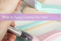 chalk paint tips / andrew