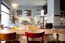 Art bakery / Bar e caffè di Milano in cui l'arte e il design sono protagonisti