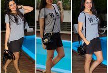 """Look do Dia: Ride / Look do Dia: Ride - o famoso """"comfy look"""" Acessem: http://www.camilazivit.com.br/look-do-dia-ride/"""