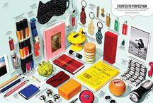 things organised neatly / by Maria T