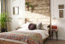 Dreamy Bedroom / by Bec Benson