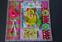 Quilts & Things - Fidget Quilt / by Judy Hall