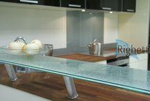 """Idée """"VERRE"""" - Architecture, aménagement intérieur / les verres en architecture intérieure, aménagement"""