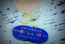 Petanque / Images of Provence's favorite pastime!  Always better with Pastis.
