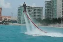 IWTTT - VIDEO - Flyboarding Cancun & Playa Del Carmen / I promote for Sandos Resorts Vacation Club which offers a 5 night all inclusive stay for attending their timeshare promotion!  http://IWantToTravelTo.com