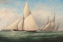 barcos, boats and sail