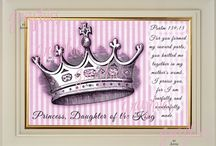 Daughter of the King ♔