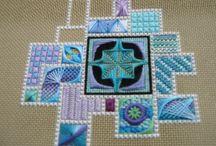 needlepoint series.......ZENITH / I plan to do a series of needlepoint designs called ZENITH