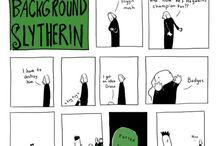 Background Hogwarts Students