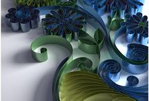 Quilling / by Debby Morris High