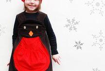 Vestidos y complementos de niña
