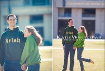 Notre Dame Engagements / by Katie Whitcomb