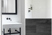 Vinyl in your bathroom / The perfect combination!
